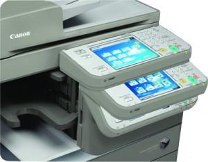 Photocopieur CANON5045 -ETRC impression 94