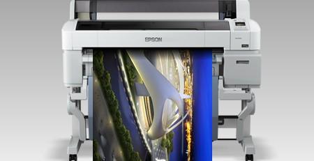 Traceur Epson- impression numérique ETRC 94 Le Plessis Trévise